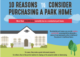 10 reason to consider purchasing a park home