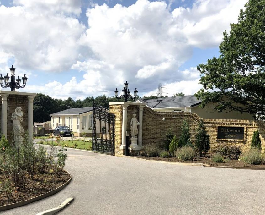 Oakwood court