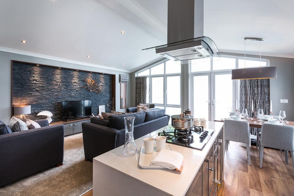 bella vista park home interior kitchen