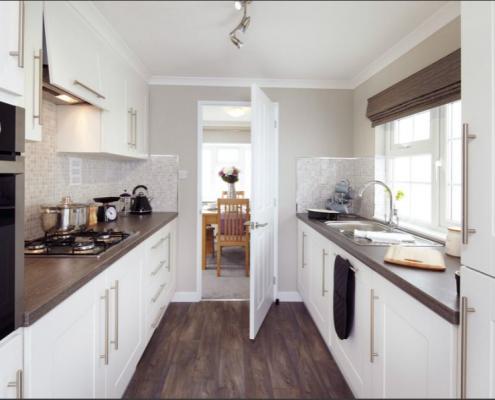 orchard residential park home development omar regency park home interior kitchen