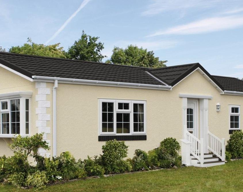 gattington residential park home development omar regency park home exterior