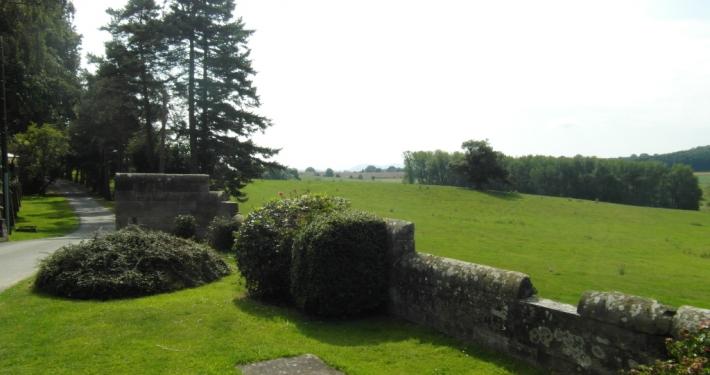 saltmarshe castle park home development herefordshire bromyard
