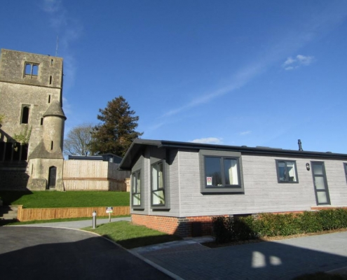 blunsdon abbey park home development