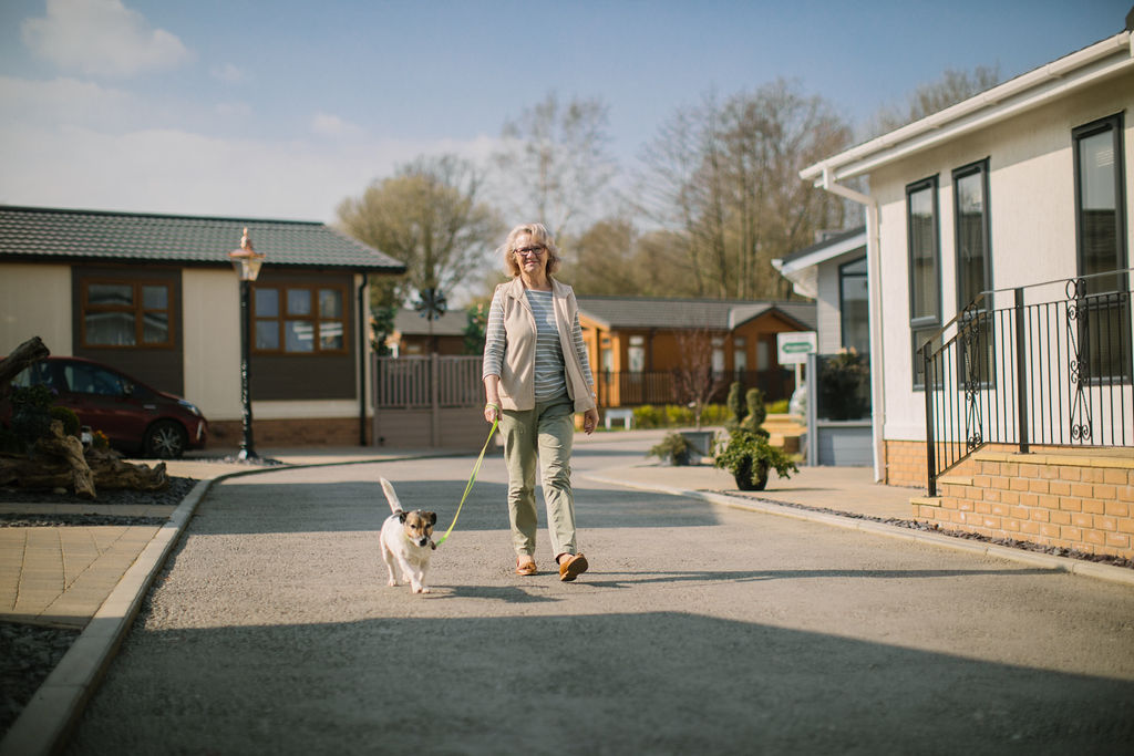 pet friendly residential parks