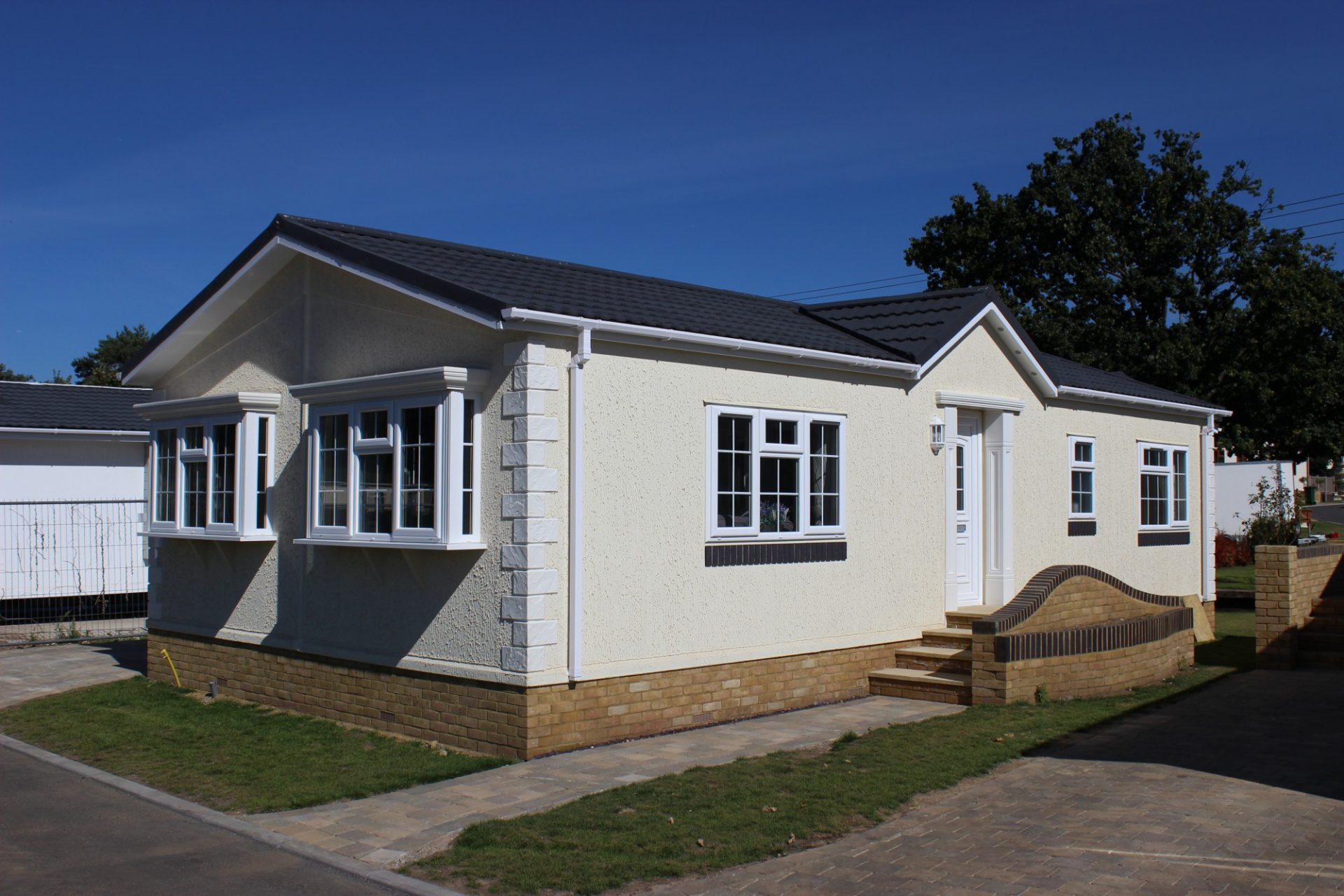 royalelife development new forest glades Omar regency exterior park home
