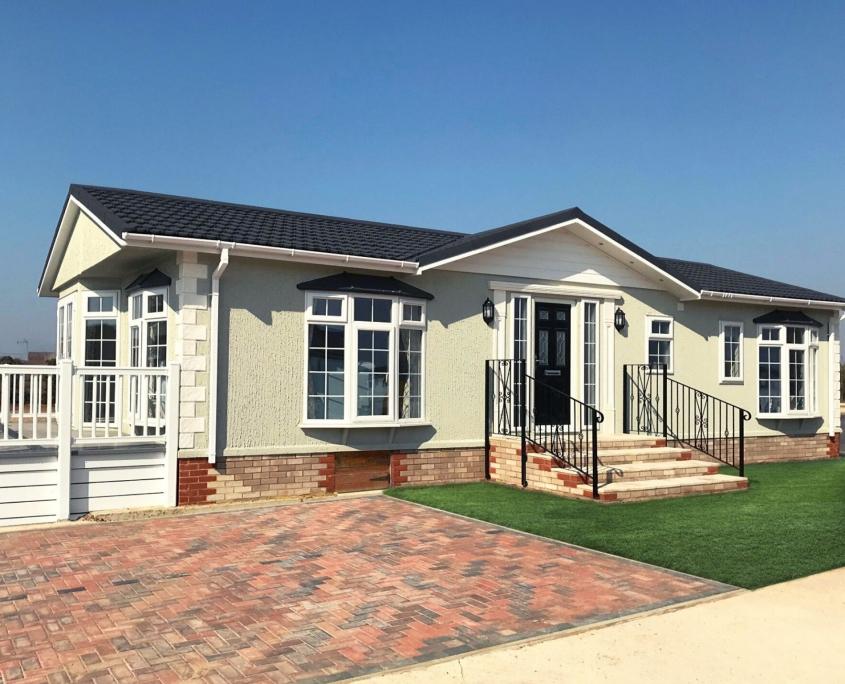rookery drove park home development wyldecrest omar sandringham park home