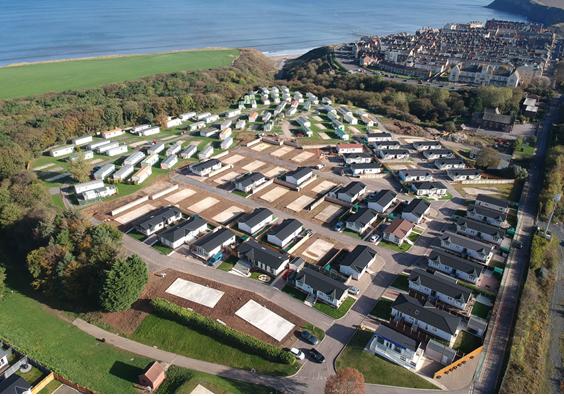 hazelgrove park home development cleveland saltburn on sea