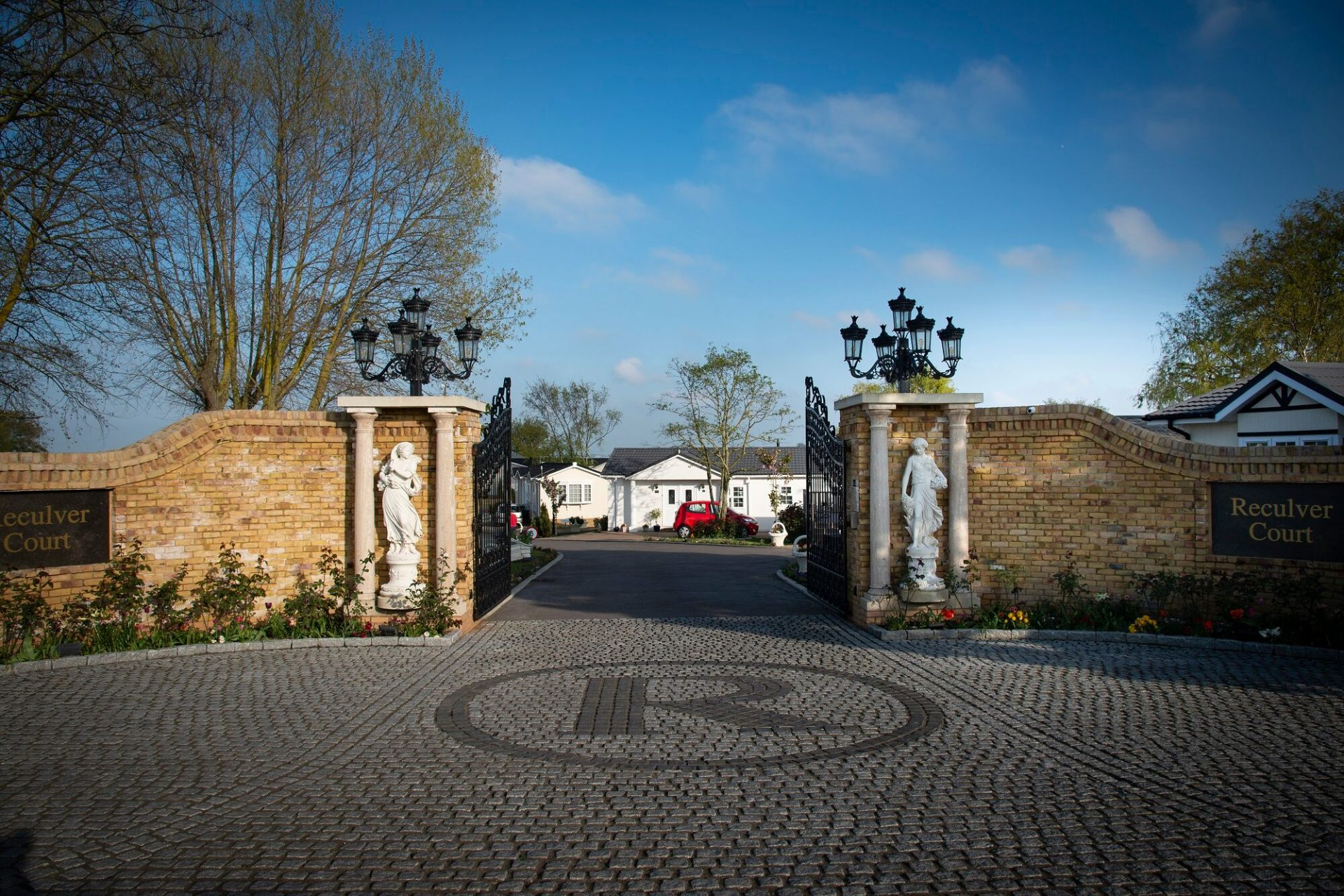RoyaleLife development reculver court gated park home development