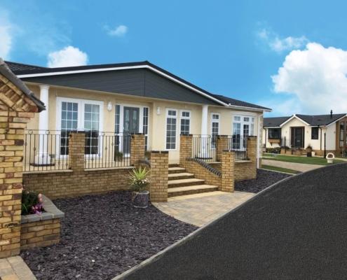 royalelife development solent grange park home development hampshire milford on sea