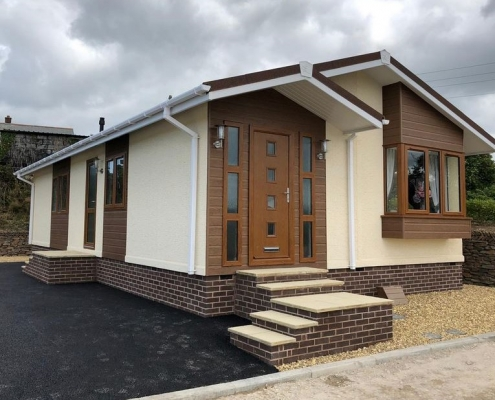 parks homes in redruth