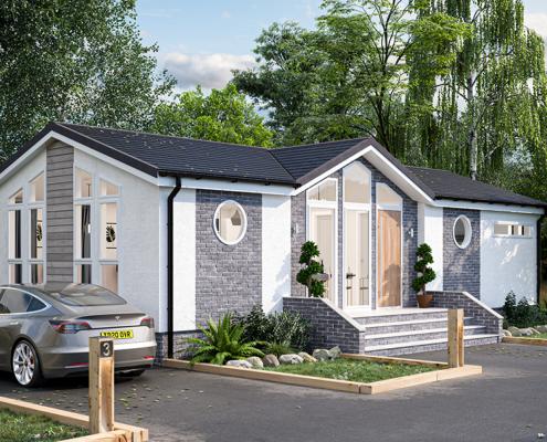 bungalows in dorset
