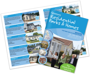 Parks and Homes Brochure