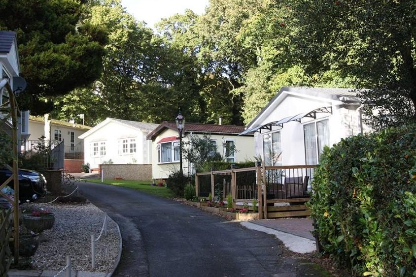 Bittaford Wood Park Home South Devon
