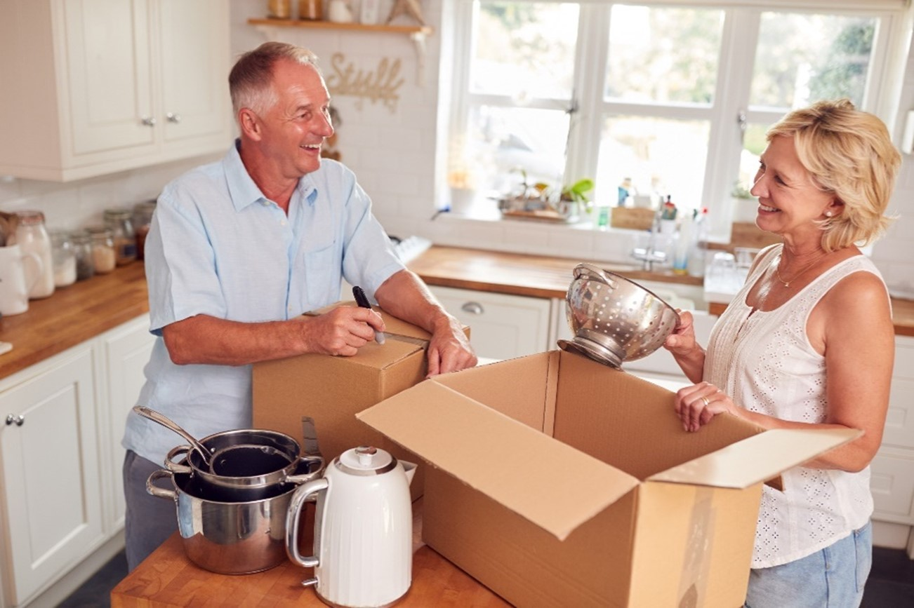 how to prepare yourself for a park home move