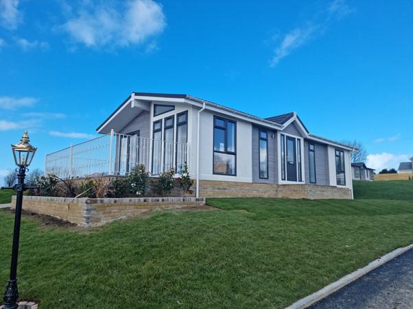 Fir Hill Park Home Cornwall