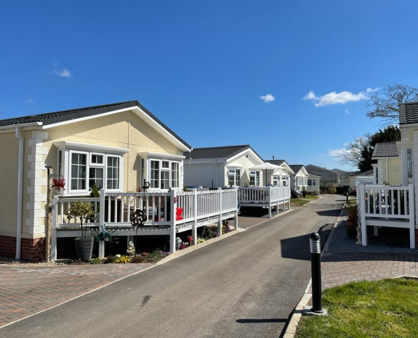 park homes in carmarthenshire