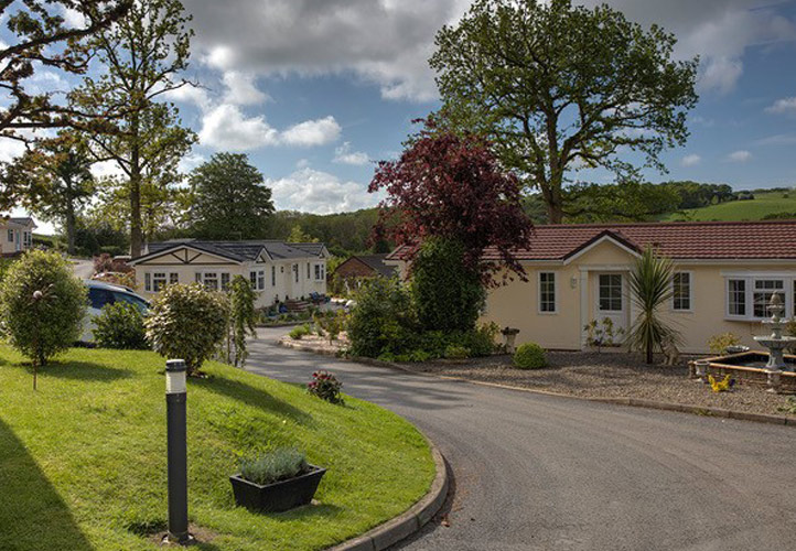 park homes for sale in shropshire