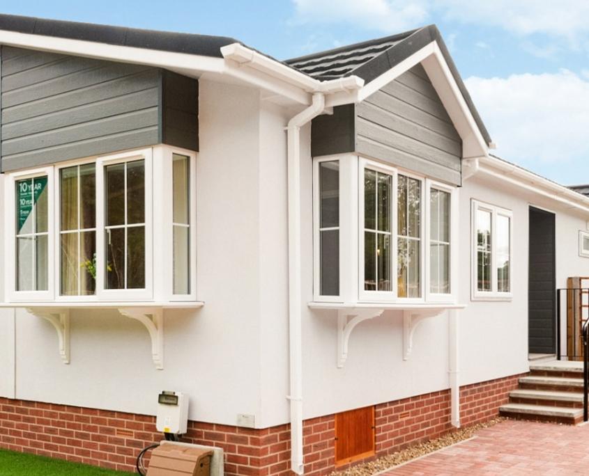 Tingdene Barnwell park home