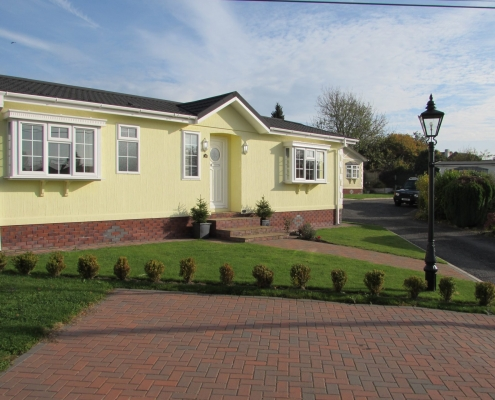 park homes in cheshire