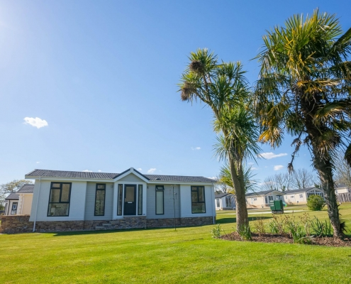 bungalows in cornwall