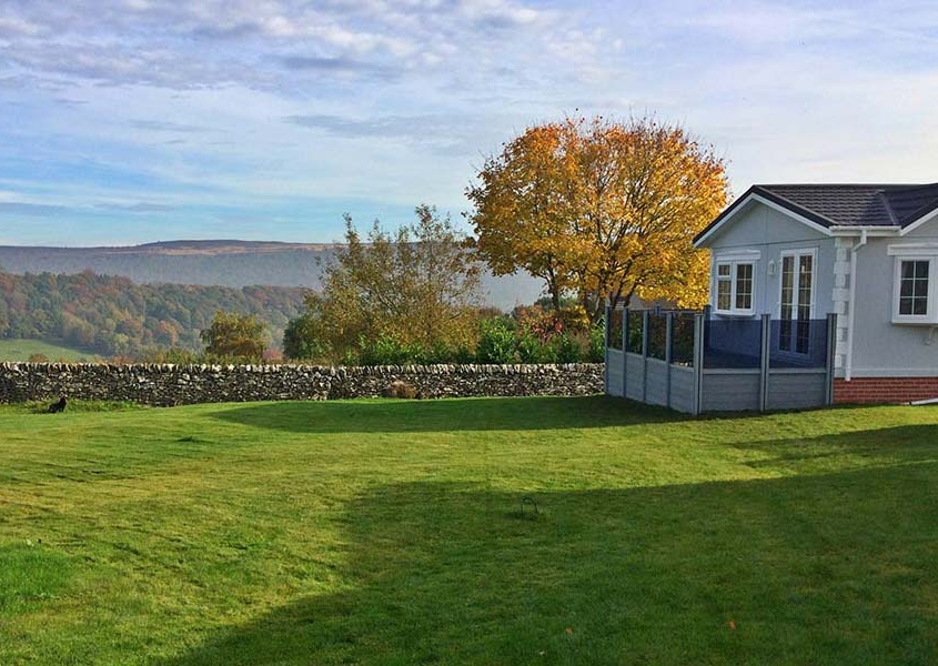 Residential Parks in Derbyshire