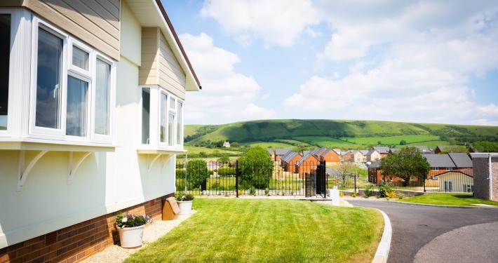 Park Home Dorset