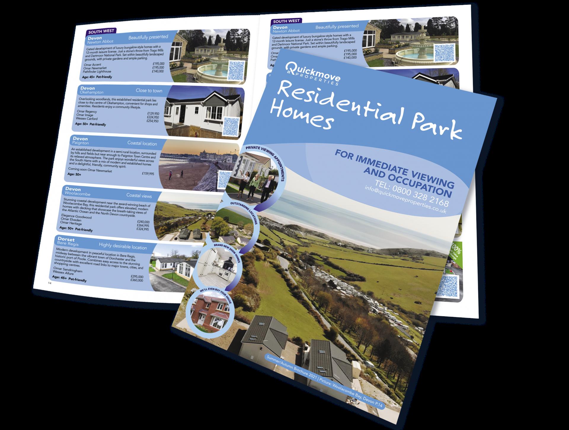 residential park homes