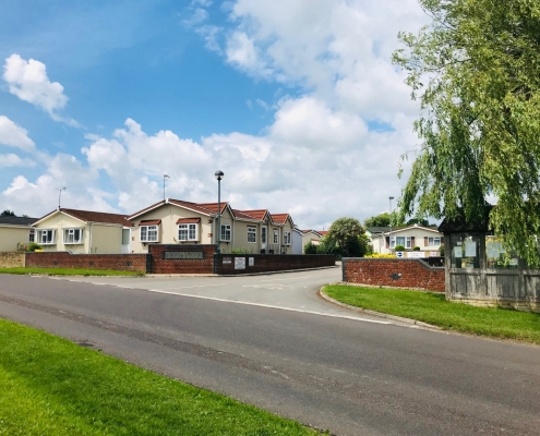 Chippenham residential park