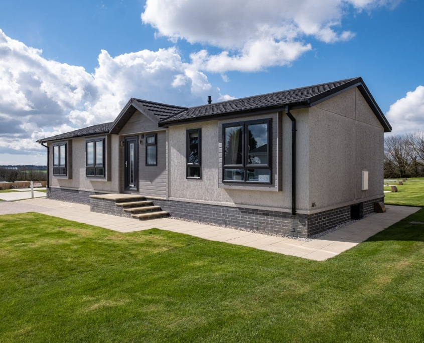 Park homes in newquay