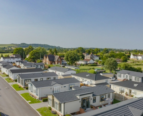 Gloucestershire residential park
