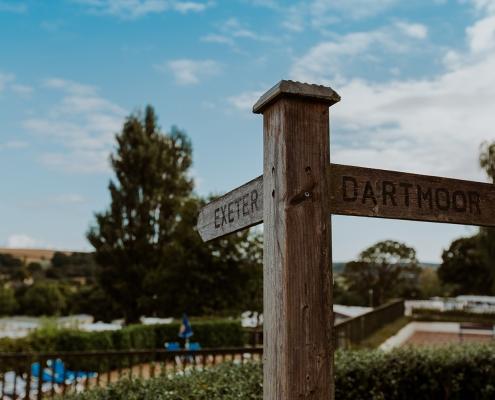 Devon leisure park