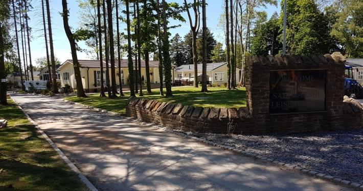 Bromyard park home